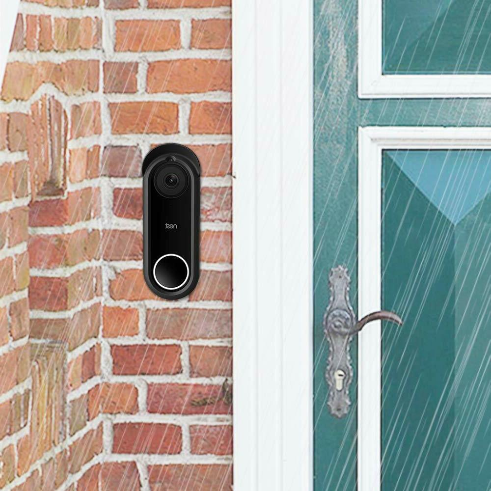 For Hello Video Doorbell Soft Cover Resistant