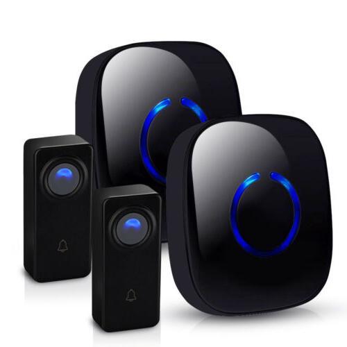 new crosspoint expandable wireless doorbell 500ft range
