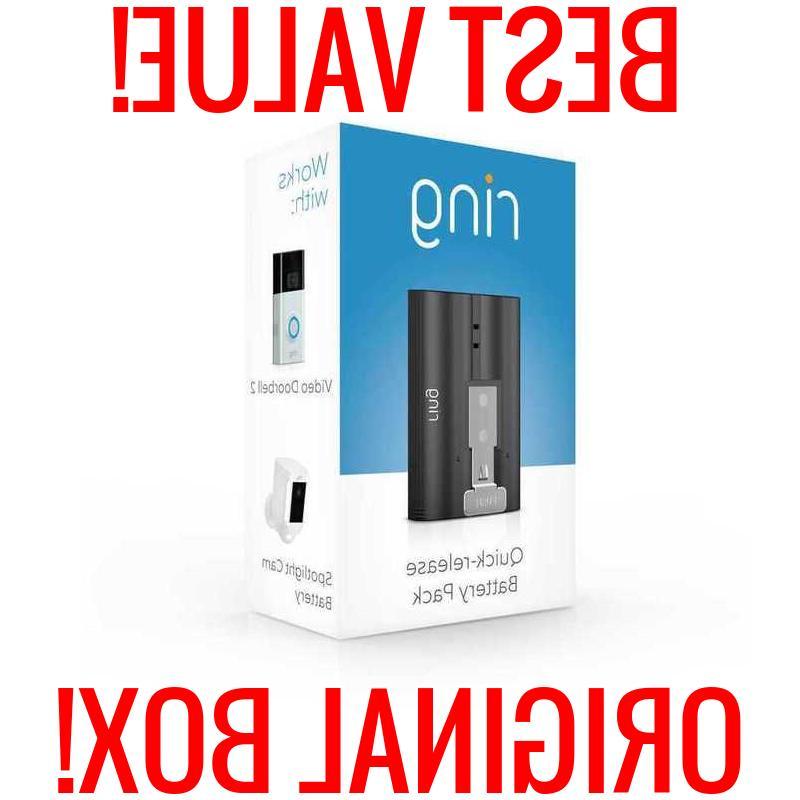 new in box video doorbell 2 replacement
