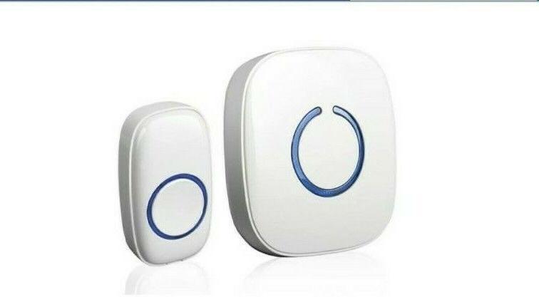 new model c wireless doorbell 500 ft