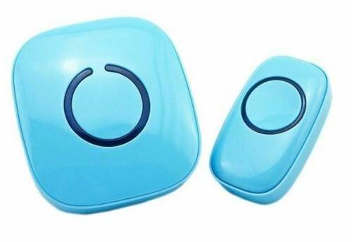 NEW SadoTech Wireless Doorbell LOUD w/ 1 Button, 1 Receiver