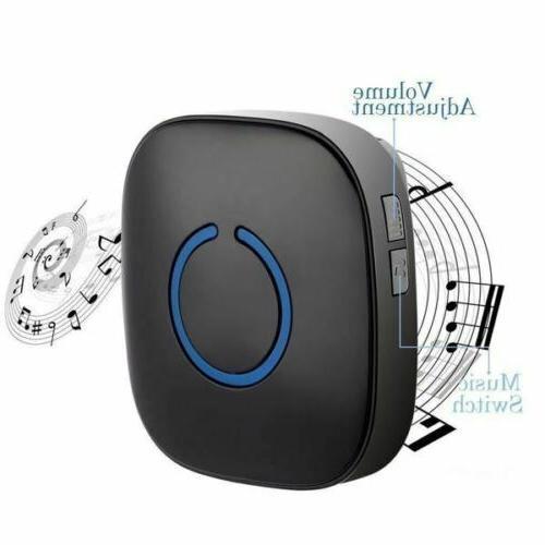 NEW Wireless Doorbell w/ 1 1 Receiver