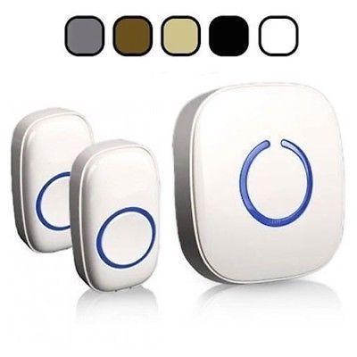 new model cx wireless doorbell 2 in