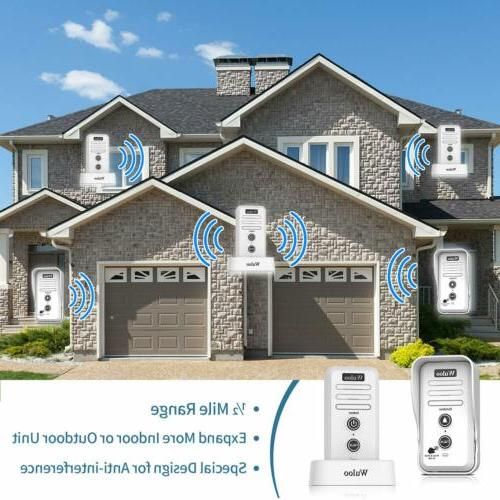 Rechargeable Home 1/2 Mile