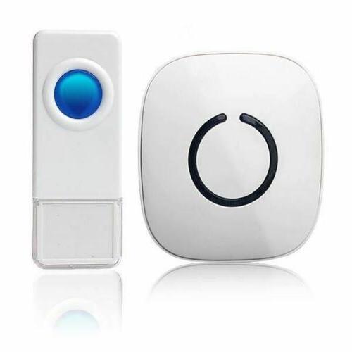 new sadotech model c waterproof wireless doorbell