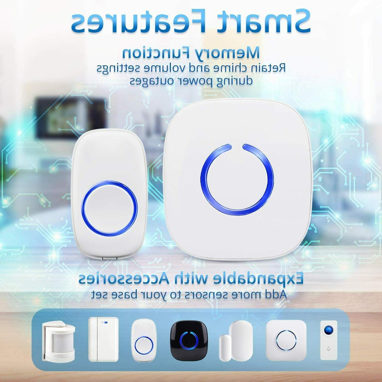 NEW by SadoTech Chimes Wireless
