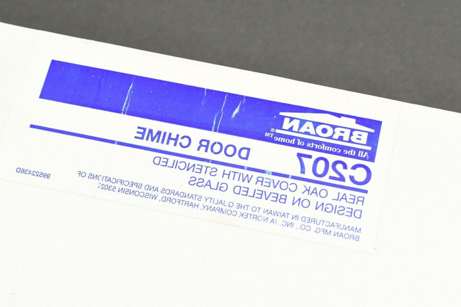 NOS - C207 - Door Chime