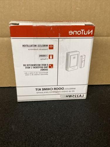 nutone la225wh wireless chime kit