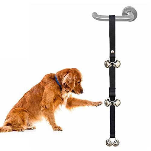 pet dog bells potty training