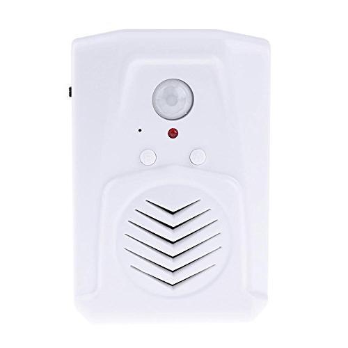 pir motion electric doorbell visitor
