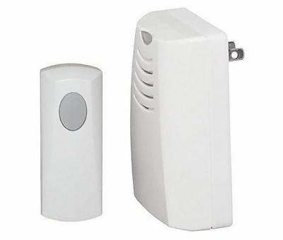 plug wireless chime push
