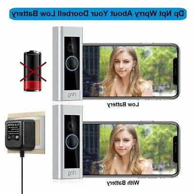 Ring Video Doorbell Pro Nest With