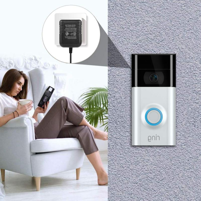 Power Supply Adapter Ring 2 Pro Nest Hello