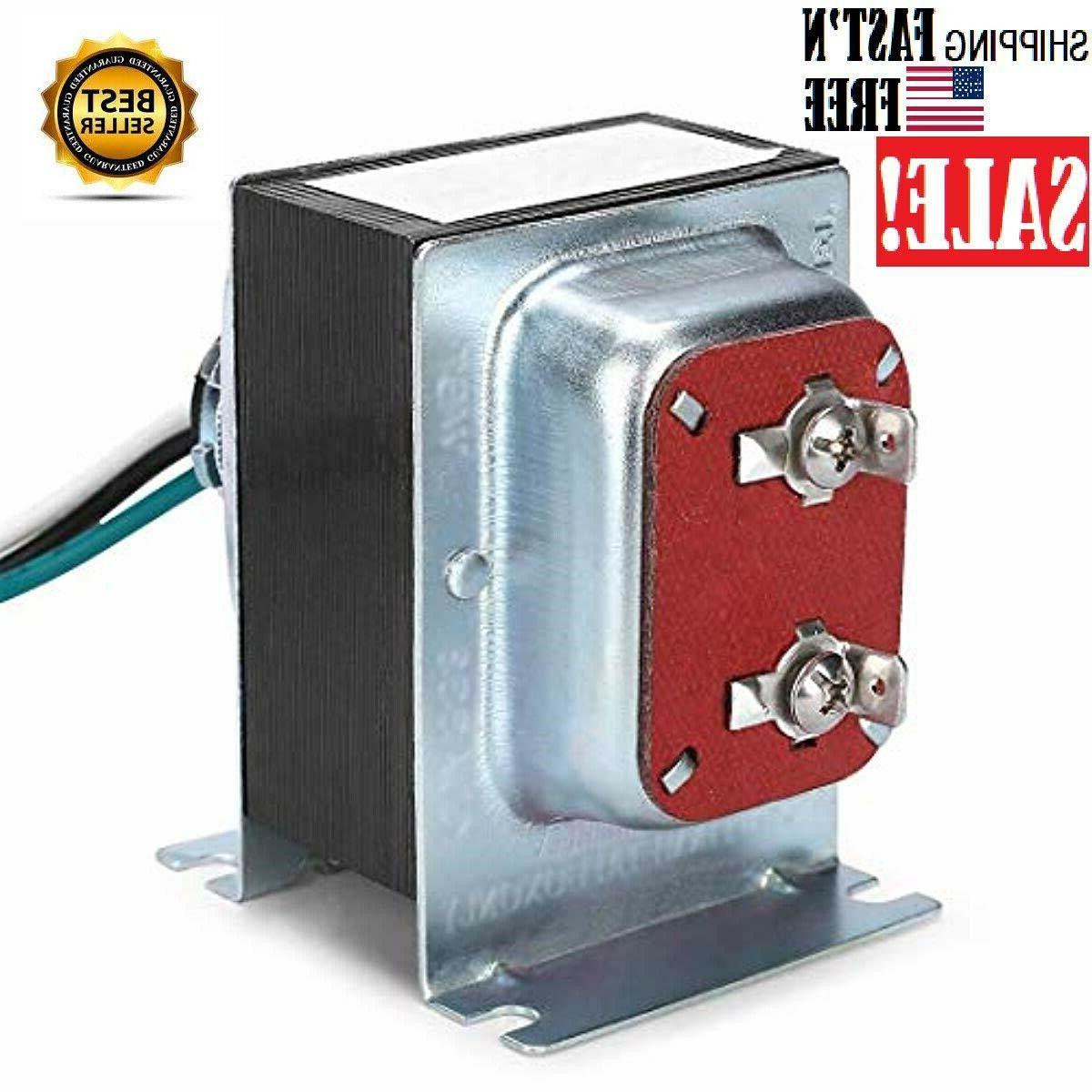 Pro 40VA Doorbell Transformer Compatible Nest,
