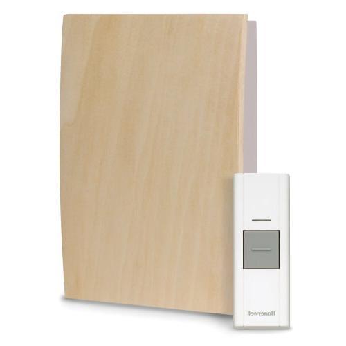 rcwl3505a customizable wood wireless chime