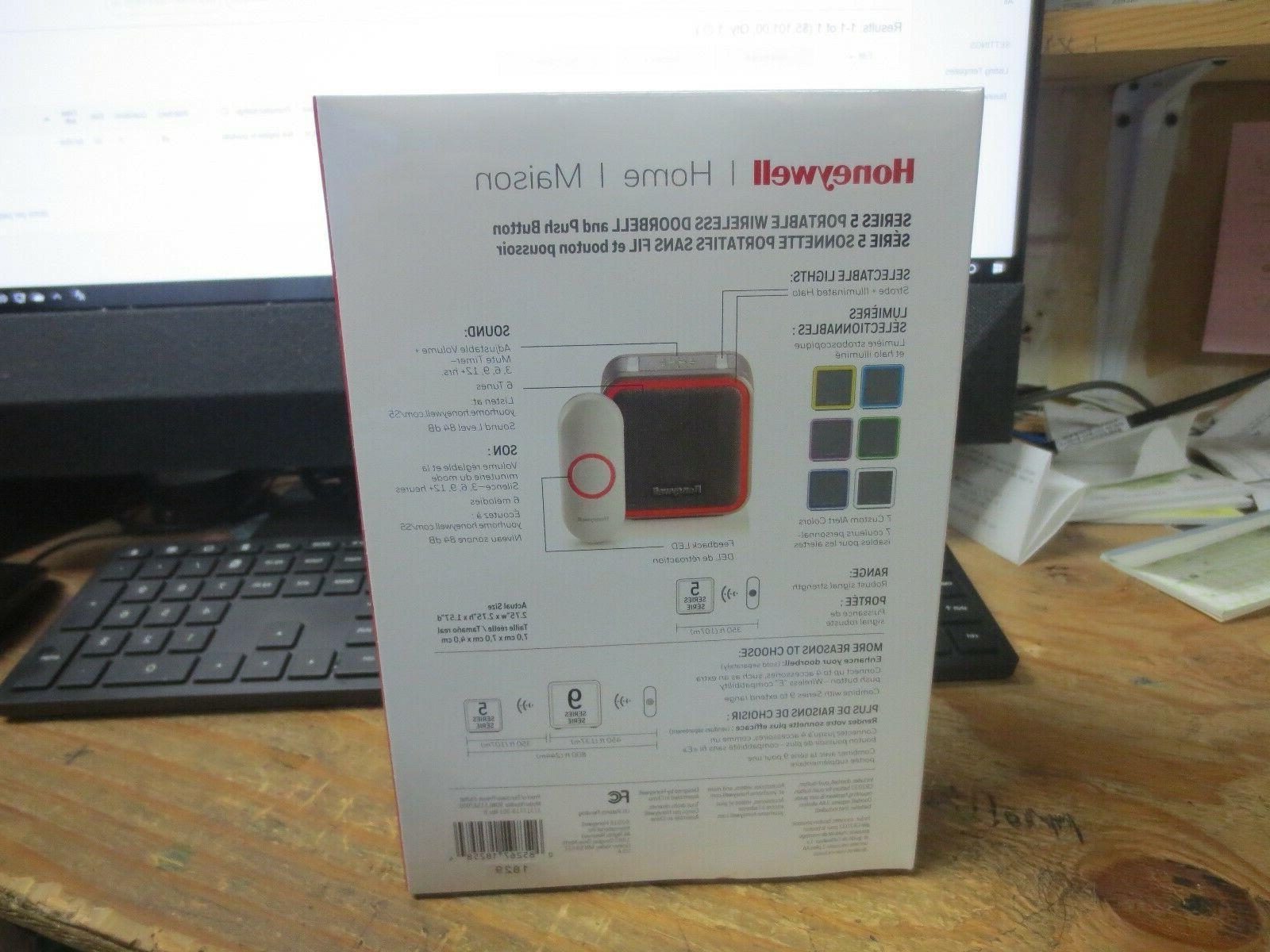 Honeywell RDWL515A Wireless Doorbell In Box!