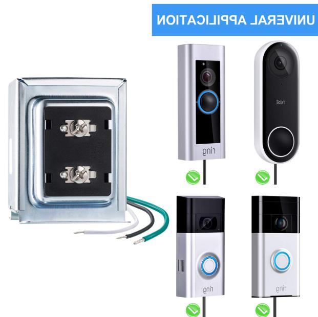 Ring Door Ring Video Ardwired Chime
