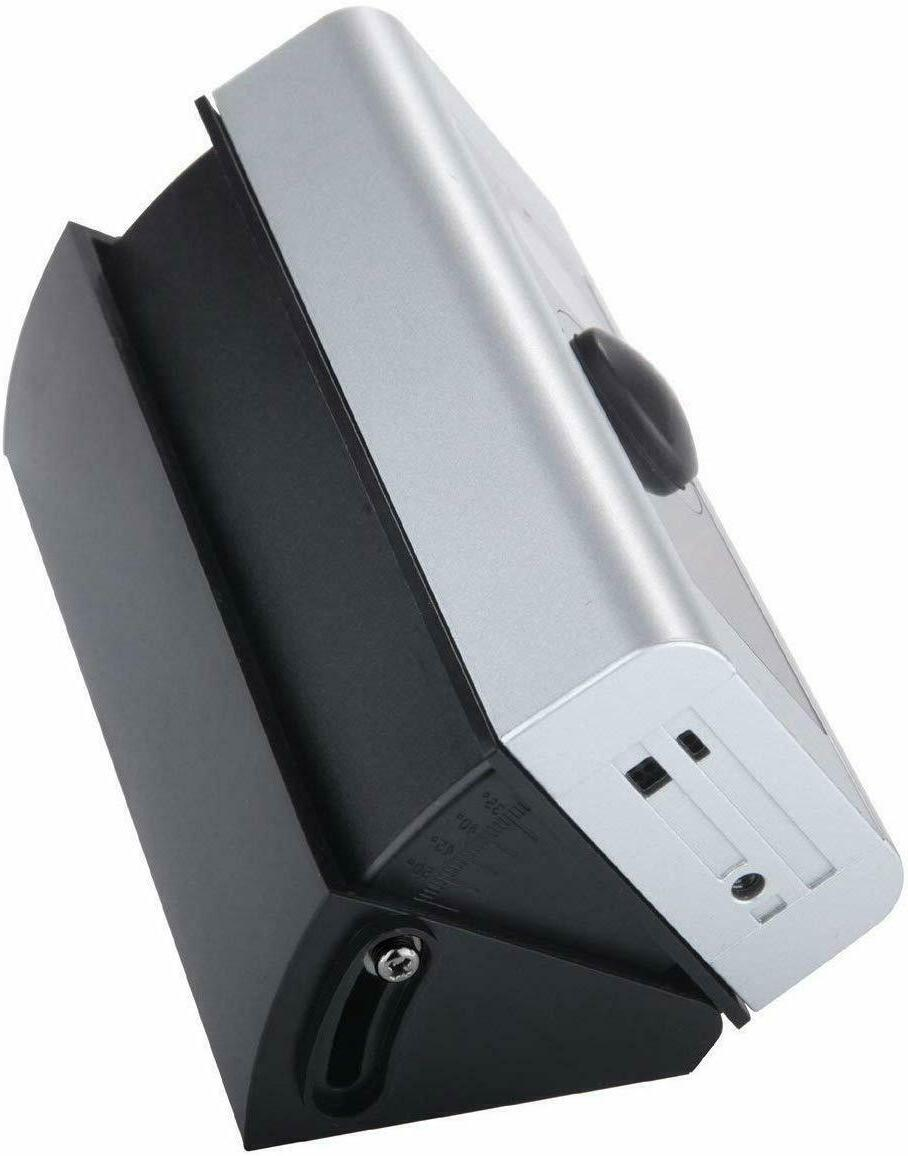 Doorbell Ring Angle Video Wedge Black 2