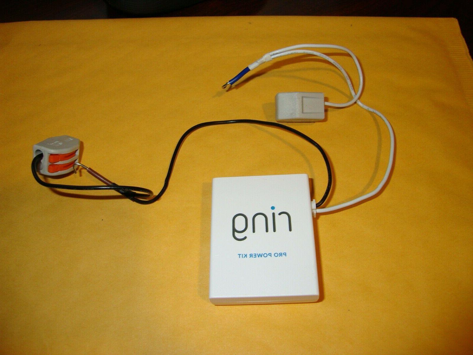 ring doorbell pro 2 wi fi power