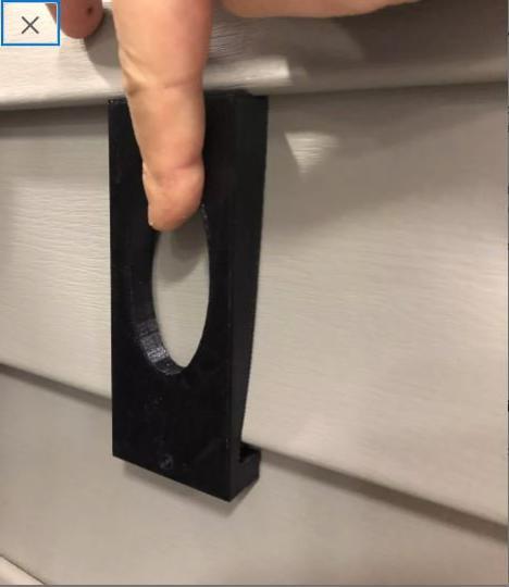 Ring Pro for Angle Metal Siding