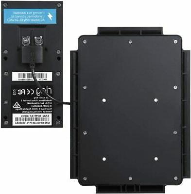 Wasserstein Ring Panel Charger Video Doorbell 0.5 Watts