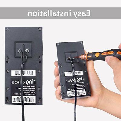 Cord Power Supply Transformer for Ring Video Doorbell 1/2/2 Plug
