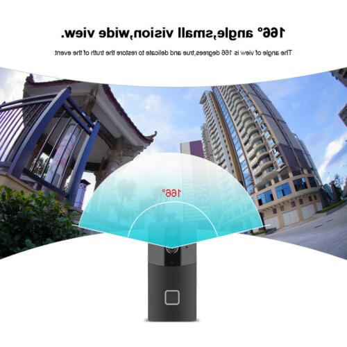 Video Doorbell HD 1080P Wi-Fi Phone Security Camera Night Vision