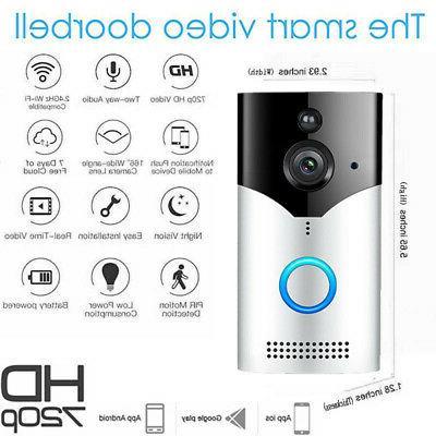 Ring Video Doorbell Enabled HD Camera Alexa