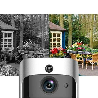 Ring Video Doorbell Wireless w/HD Alerts