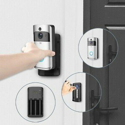 ring video doorbell wireless w hd video