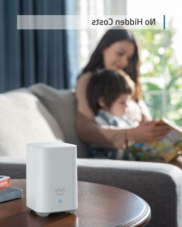 eufy Wireless Doorbell Battery-Powered 2K HD AI