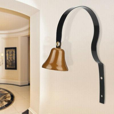 shopkeepers bell solid metal shop decor doorbell