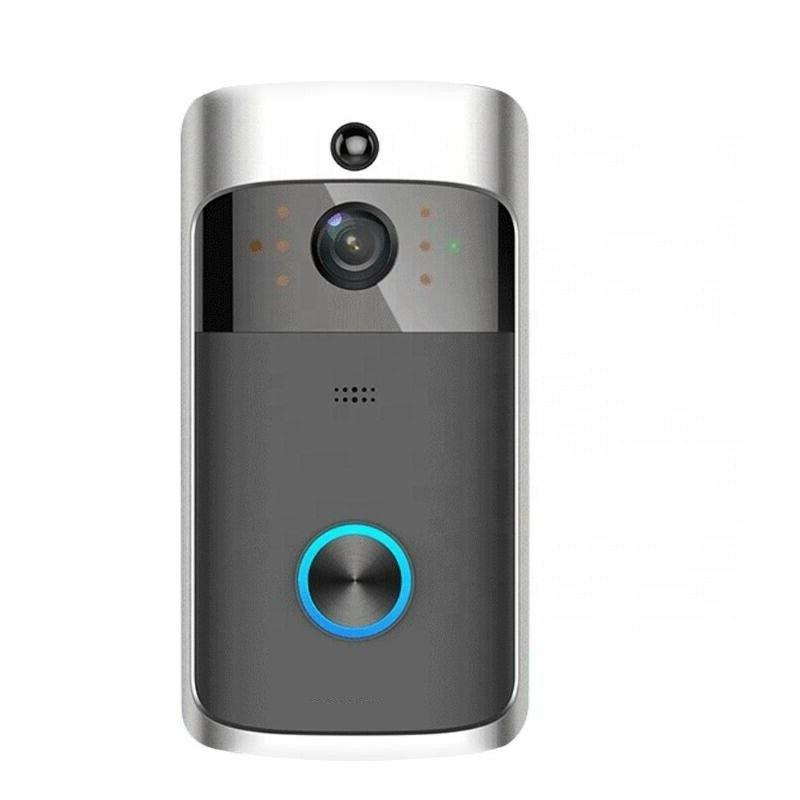 Doorbell Camera Smart Home WiFi 2-Way Motion Chime