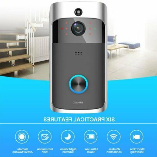 Smart Wireless WiFi Visual System