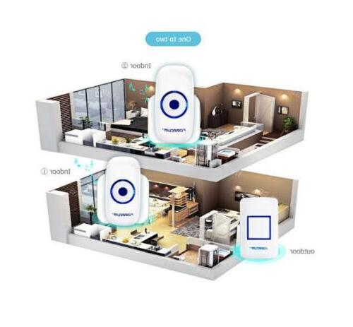 Smart Video WiFi Door Bell IR Camera