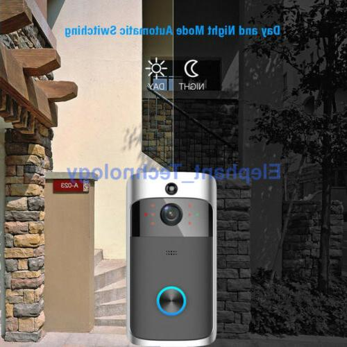 Smart Wireless Camera Record Security