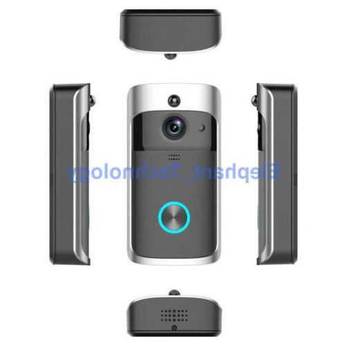 Smart Video WiFi Door Bell Camera KIT