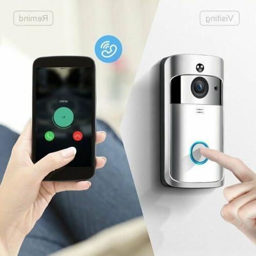 Wireless WiFi 1080P Camera Night Vision & in Receiver