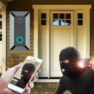 Smart WiFi Camera Video Door Bell CCTV Intercom