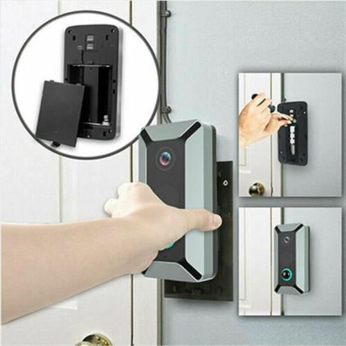 Smart Video Wireless Bell CCTV