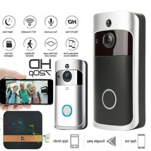 Smart Video Bell Chime Receiver