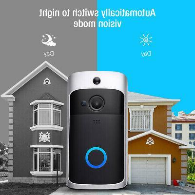 Smart Video HD PIR Door Camera