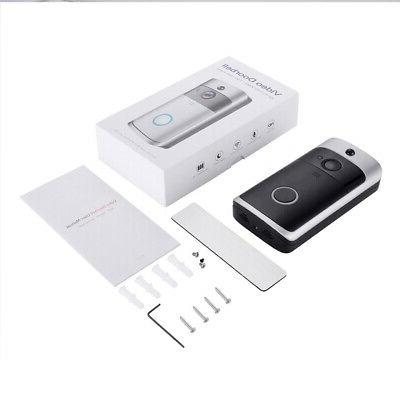 Smart WiFi Wireless Video PIR Bell Security Camera