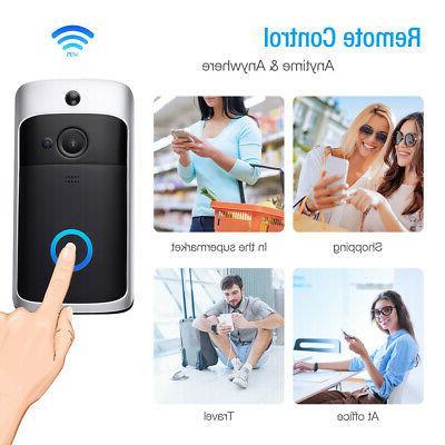 Smart WiFi Wireless Video Two-Way PIR Door Camera