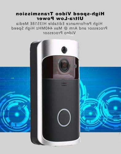 Smart Bell Video Intercom