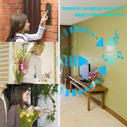 Smart Chime Door Bell Receiver