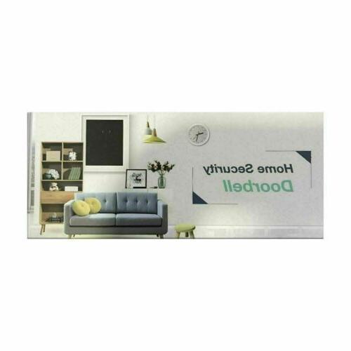 Smart Doorbell Video Camera Intercom Home