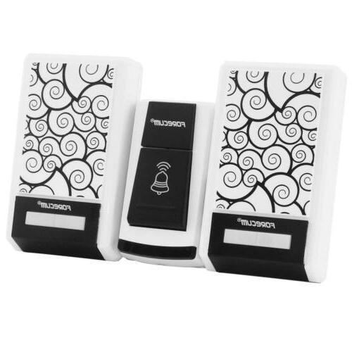 Smart Wireless WiFi Doorbell Video Phone Bell Intercom