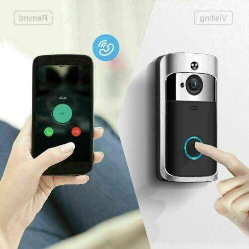 Smart Wireless Video Phone Intercom