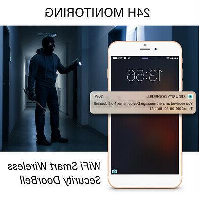 Smart WiFi Doorbell Video Phone